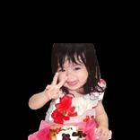 池間夏海、18歳BD迎え幼少期の写真公開にファン「天使」