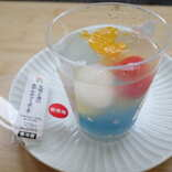 【セブン-イレブン新商品ルポ】暑い夏にぴったり!爽やかなゼリーと甘酸っぱいフルーツ「太陽と海の爽やかサマーポンチ」