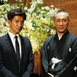 市川海老蔵、木村拓哉と3度目の共演  『BG~身辺警護人~』最終回に本人役で出演