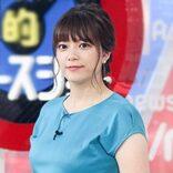 """テレ朝・三谷紬、""""確信犯""""的「トランポリン暴れバスト」のド迫力!"""