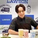 EXILE TETSUYA プロデュースのコーヒーショップとローソンがコラボ「我ながらすごく美味しい」