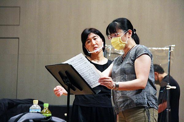 的確かつ丁寧な演出に定評のある唐谷裕子   (C)H.isojima