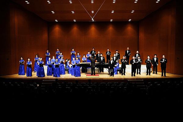 神戸市混声合唱団(秋の定期演奏会 2019.9.7.神戸文化ホール 中ホール)