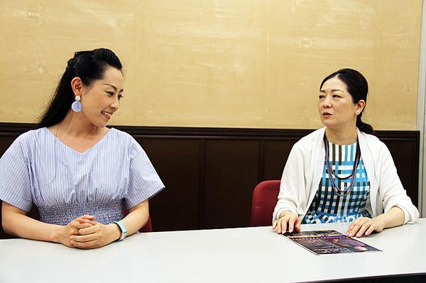 池辺晋一郎先生との共演はとても楽しみです   (C)H.isojima
