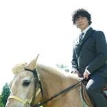 上川隆也、10年ぶりに乗馬シーン「楽しいものだと再認識」