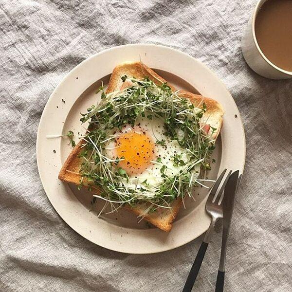 卵を使った朝食レシピ13