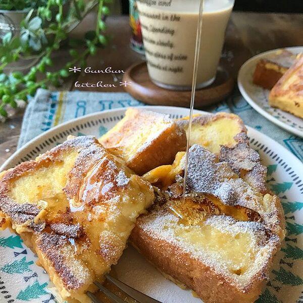 卵を使った朝食レシピ16
