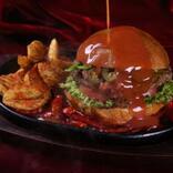 """""""世界一辛いとうがらし""""使用!「超激辛ハンバーガー」には死神級ソースをたっぷり♪"""