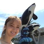 シャチマニア・Dream Ami、半年ぶりにシャチと再会! 鴨川シーワールドへ