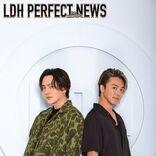 LDH オリジナル新聞第2弾、HiGH&LOWシリーズの「雨宮兄弟」が対談