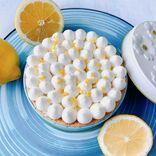 トキメキがギュッと詰まった缶入り「レモンチーズケーキタルト」数量限定販売