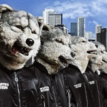 MAN WITH A MISSION、再起を誓う2DAYS LIVEをZeppTokyoにて開催決定!
