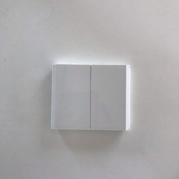 LED付コンパクト三面鏡2