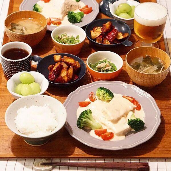 人気のシチューでアレンジレシピ☆メイン4
