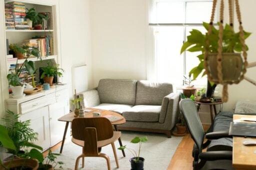 リビングのお気に入りの家具