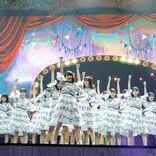 日向坂46 ファンタジックな世界観で30万人魅了、1stアルバムリリースも発表
