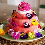 作って楽しい「スイカケーキ」。切るだけ+飾り付けでめちゃかわいい