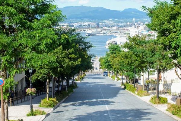八幡坂 函館