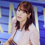 鷲見玲奈のジム動画、「バーのバスト食い込み」に「ヒップの張り」も鮮明だった!