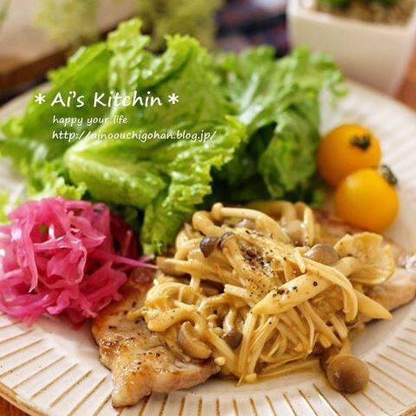 簡単☆えのきの常備菜レシピ【おかず】4