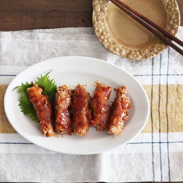 簡単☆えのきの常備菜レシピ【おかず】