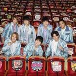 ジャニーズWEST、「僕たちの青春」大阪松竹座で6年3カ月ぶり凱旋ライブ