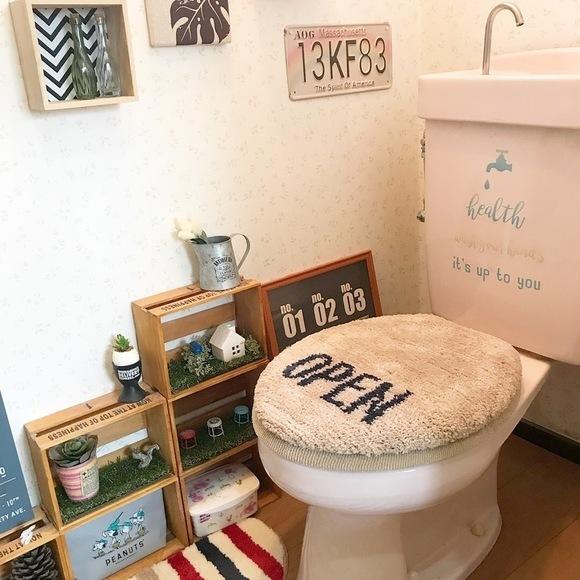 トイレ DIY 実例12