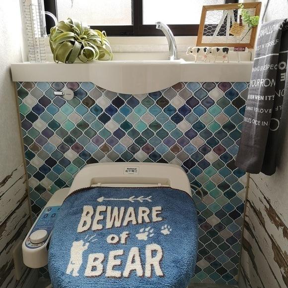 トイレ DIY 実例13