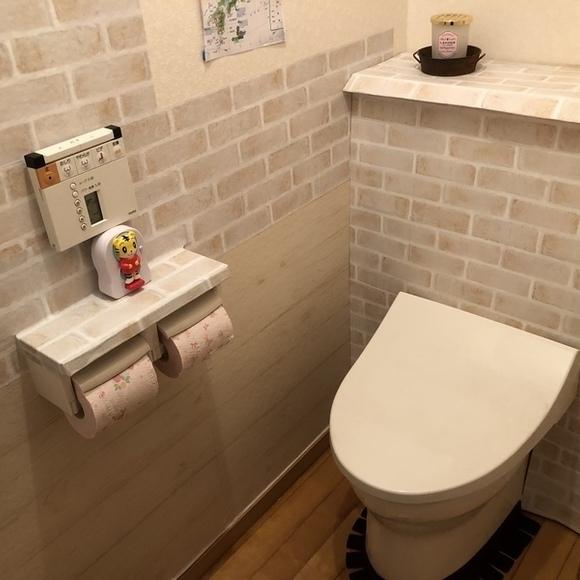 トイレ DIY 実例14