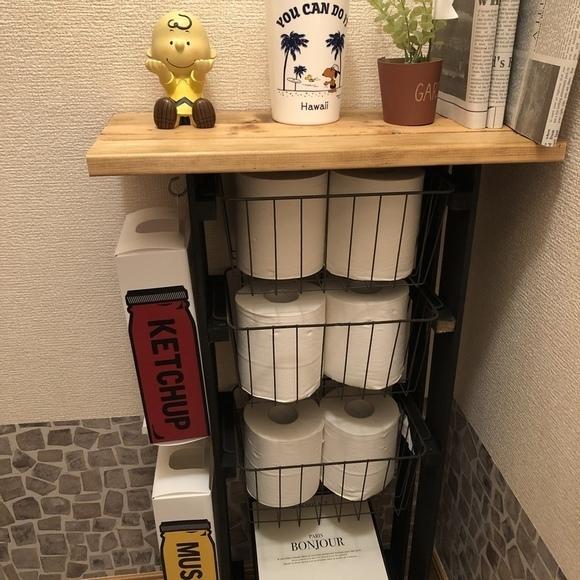 トイレ DIY 実例16