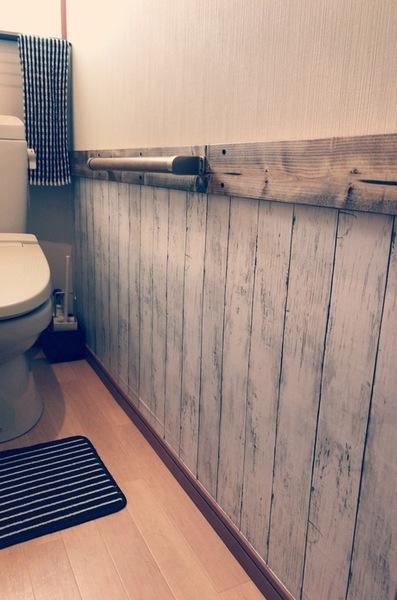 トイレ DIY 実例3
