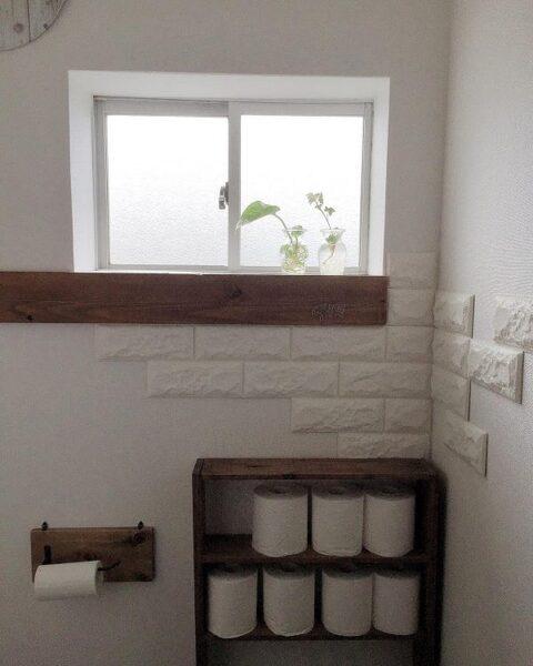 トイレ DIY 実例5