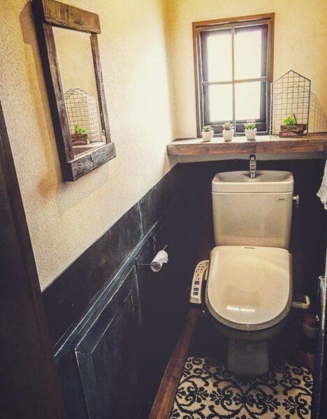 トイレ DIY 実例6