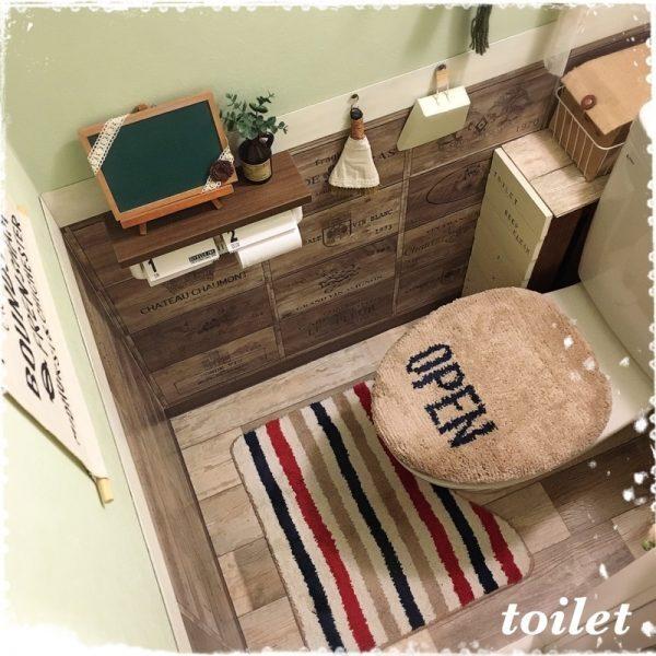 トイレ DIY 実例7