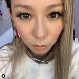 倖田來未、左右異なるカラーのカラコン自撮りSHOTに反響「美人すぎる」「オッドアイになってる!?」