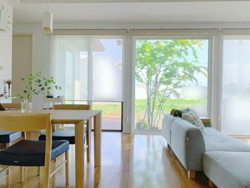 次世代省エネ基準相当の断熱仕様が採用されている家