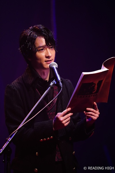 8月2日公演 梅原裕一郎 (C)READING HIGH