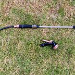 夏場の庭仕事はゴードンミラーの「ジェットロングノズル」にお任せ! この1本が膝と腰の負担も減らしてくれるよ~丨マイ定番スタイル