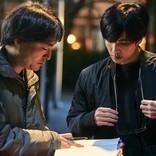 岡田将生&志尊淳が表現する魂の触れ合い、平手友梨奈の集中力…『さんかく窓』撮影レポート