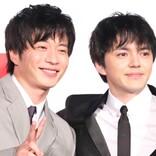 『劇場版おっさんずラブ』田中圭&林遣都らオフショットにファン興奮「続編を作って欲しい!」