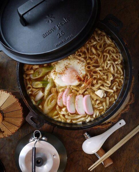 キャンプ料理レシピ22
