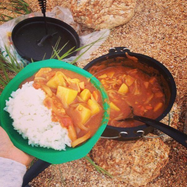 キャンプ料理レシピ23