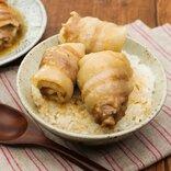 白めし進みすぎレシピ「豚バラのジューシー角煮」が話題に「麺つゆ×ニンニクでご飯止まらん」