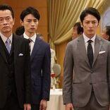 『竜の道』玉木宏&高橋一生、最大のピンチ!?兄弟の秘密が知られてしまい…