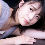 テレビ朝日 田中萌アナ、素顔に迫る初挑戦グラビアをスクープ撮