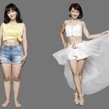 50歳の浅香唯、8.8キロ減で美ボディに大変身「娘と2人でビキニ着たい」