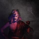 黒羽麻璃央が演じる、極悪人・志々雄真実のビジュアルが解禁 ミュージカル『るろうに剣心 京都編』