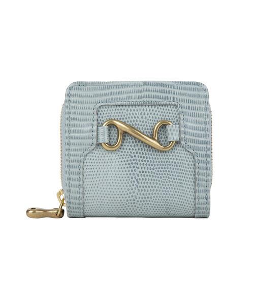 [TOFF&LOADSTONE] デリスリザード財布(二つ折りジップ)