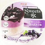 セブンの大人気『明治Sweets氷』に新味登場! まるでケーキな味を堪能できる