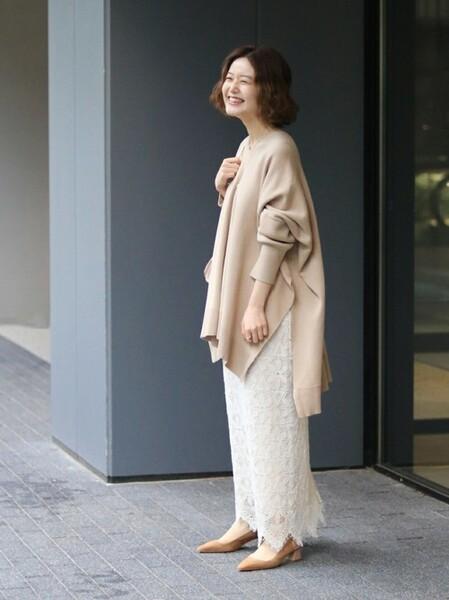 11月の東京で着たい服装 スカートスタイル